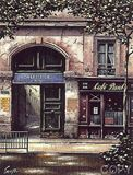 inThomas Pradzynski Cafe Paul
