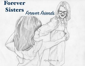 Forever Sisters Forever Friends