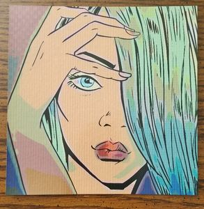 POP ART PHOTO PRINT