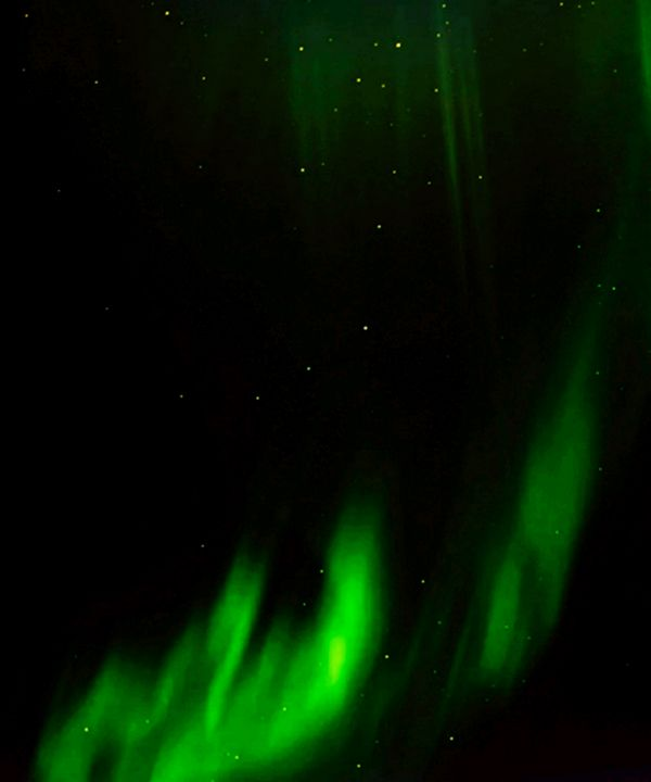Green Aurora - BeholdersEyes