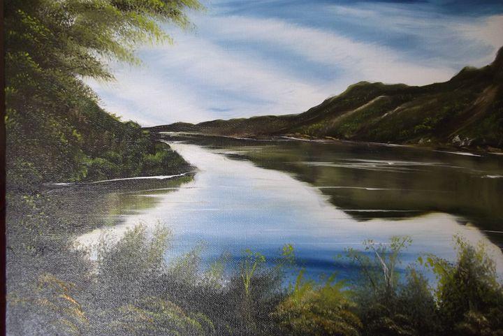 Loch Ness - Ingoart