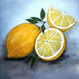 Лимончик.