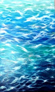 Пятьдесят оттенков моря.