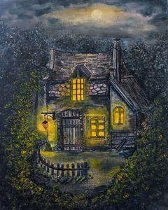 Старый домик.