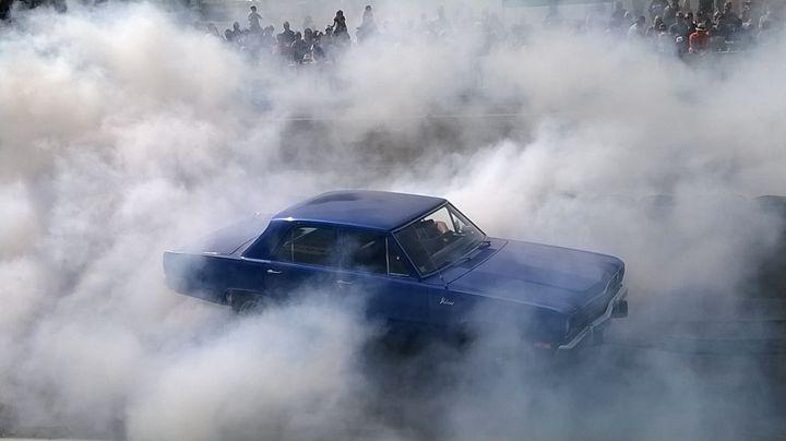 Burnout - Pompula