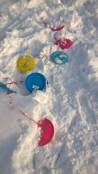 Frisbeegolf - Pompula