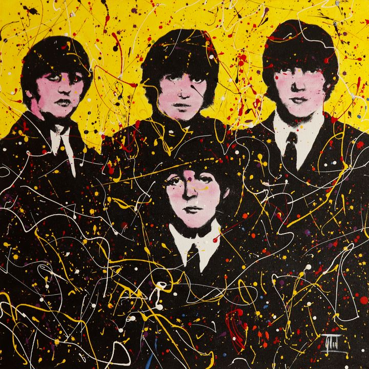 The Beatles - Jaroslaw Glod