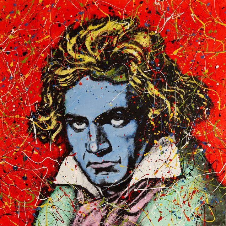 Ludwig van Beethoven - Jaroslaw Glod