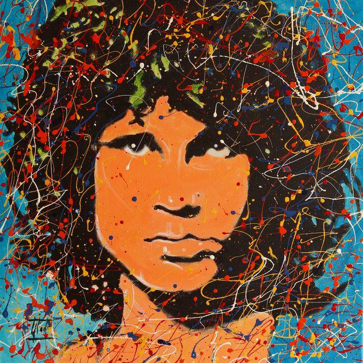 Jim Morrison - Jaroslaw Glod