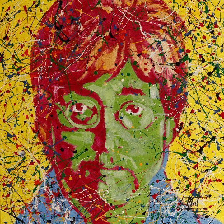 John Lennon - Jaroslaw Glod