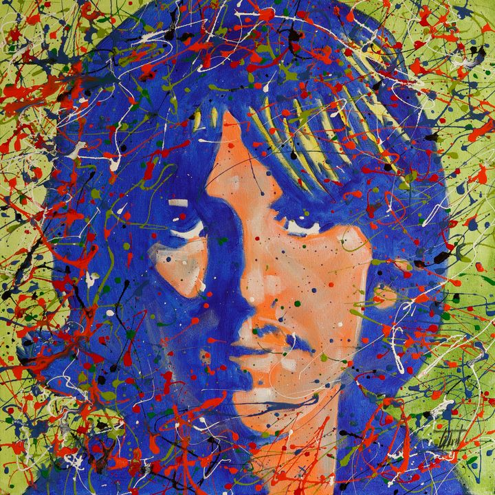 George Harrison - Jaroslaw Glod