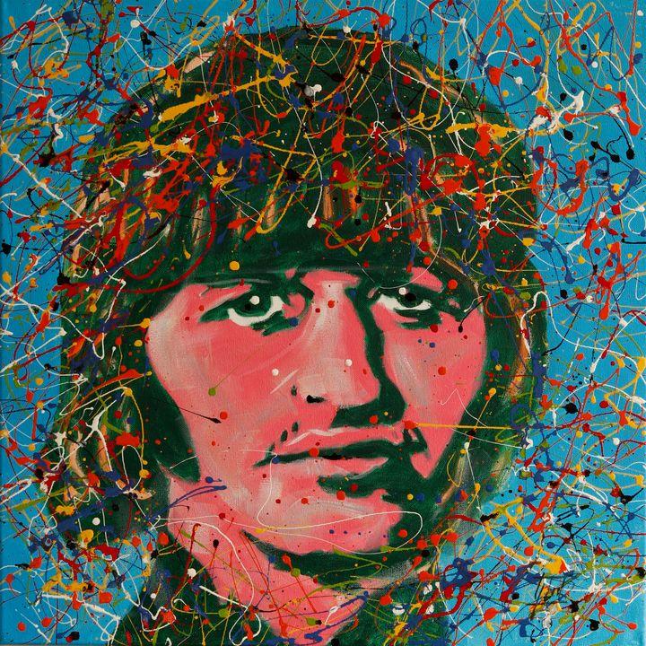 Ringo Starr - Jaroslaw Glod
