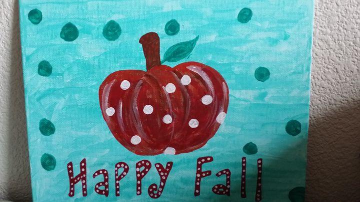 HAPPY FALL - Lija augustine