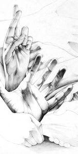 Hands study 2