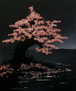 Blossoms in the Night