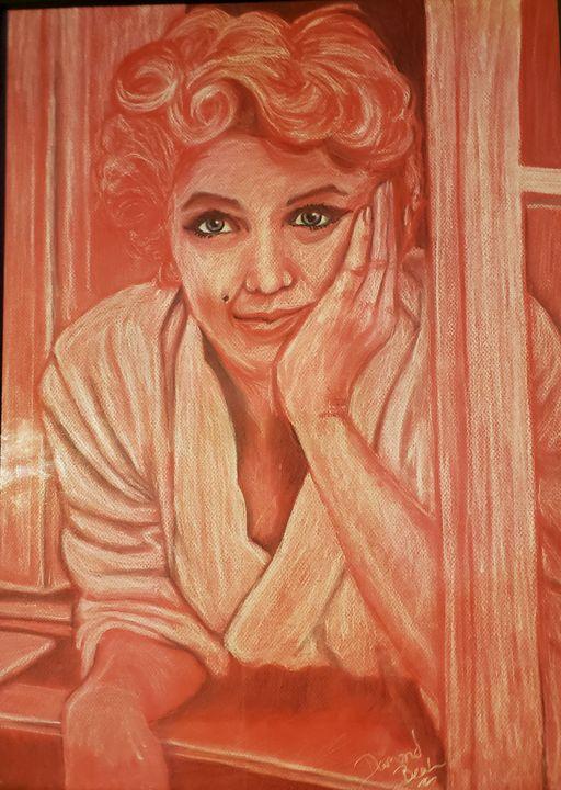 Marilyn monroe - Damond seth beal
