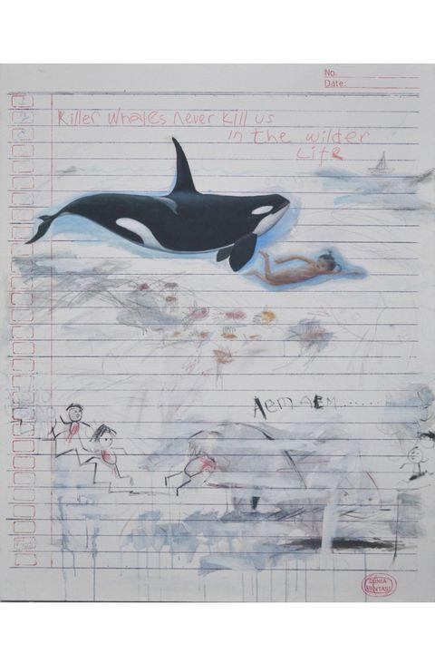 Good whale - Vrkbn