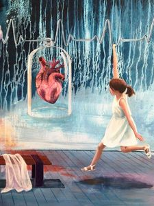 Caged lungs