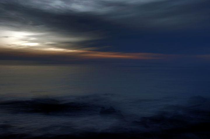 Seascape elegy - Lothar Boris Piltz