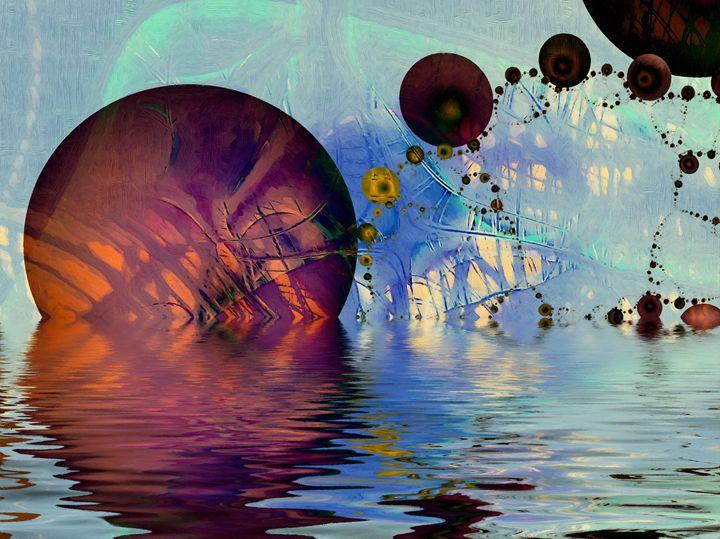 Space Chaos - Lothar B. Piltz