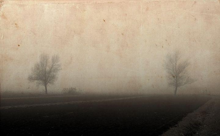 Misty Landscape - Lothar Boris Piltz