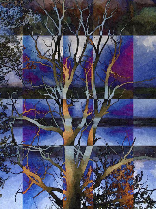 Tree of Wisdom - Lothar Boris Piltz