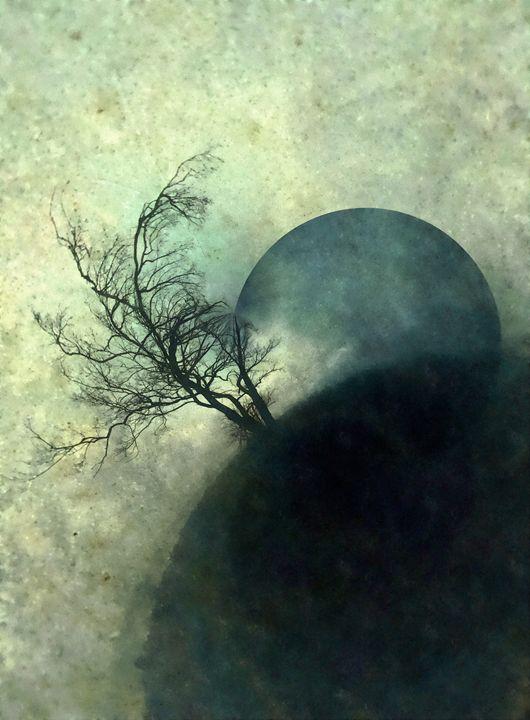 Grunge Tree - Lothar Boris Piltz