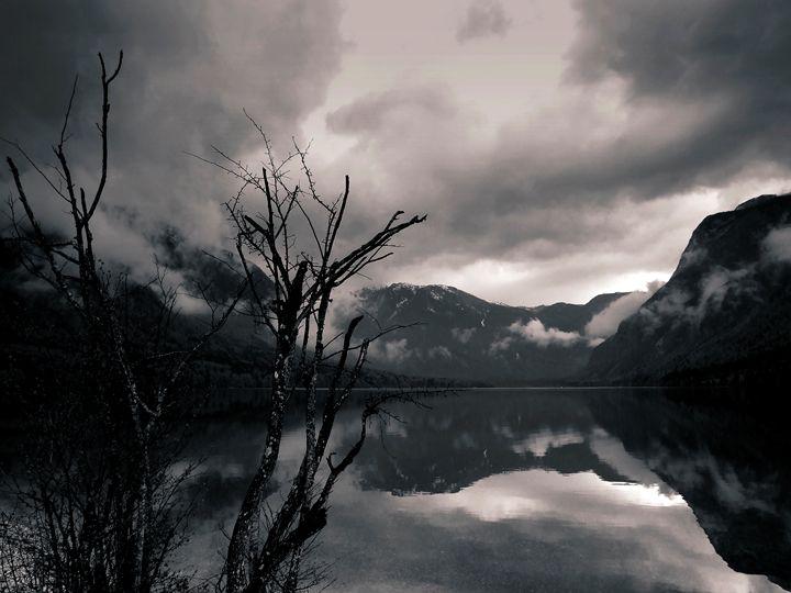 Bohinj Lake - Lothar B. Piltz