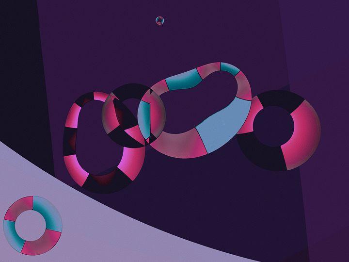 Fluid Circles - Lothar B. Piltz