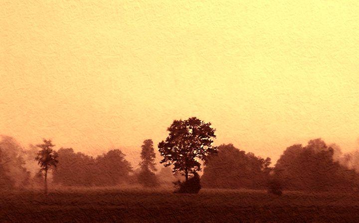 Landscape - Lothar Boris Piltz