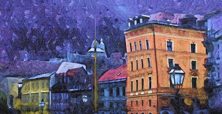 Ljubljana - Lothar Boris Piltz