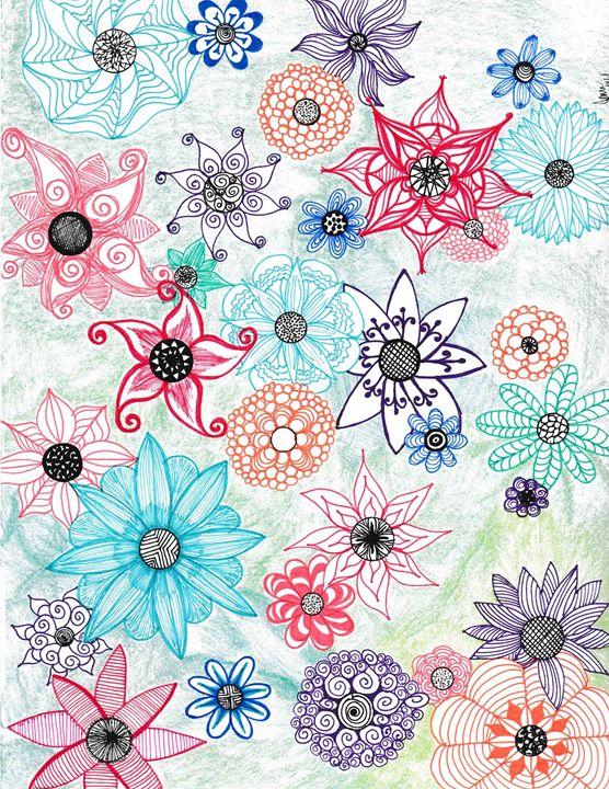Flower Bed - JennyLynn