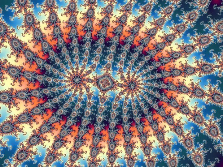 Fractal eyes - Infinity Chaos