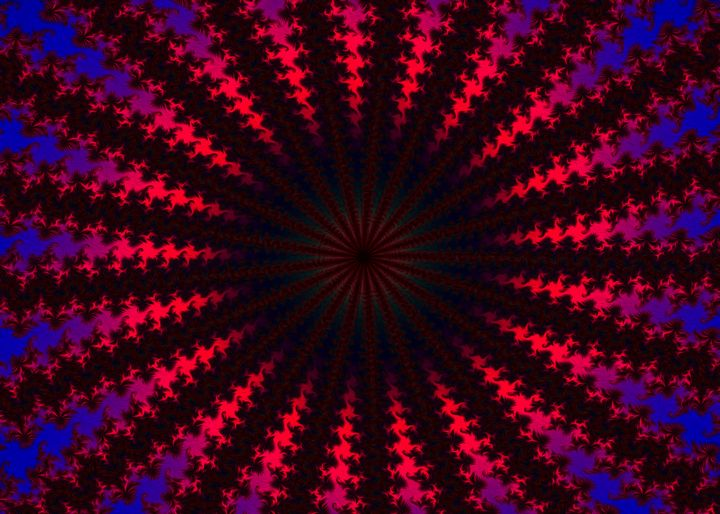 Infinite Fractal -6 - Infinity Chaos