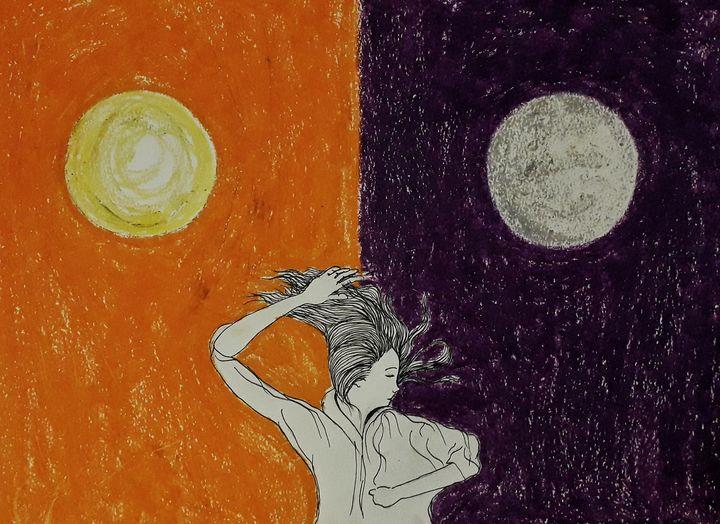 Sun and MoonM - silent iris