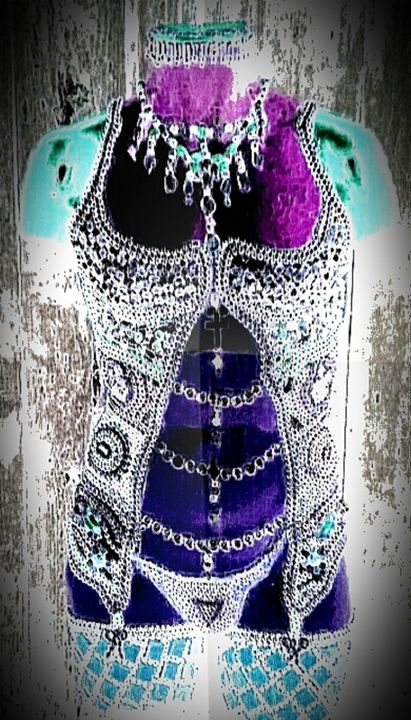 Temptress of the night - ManneKens Wall Art