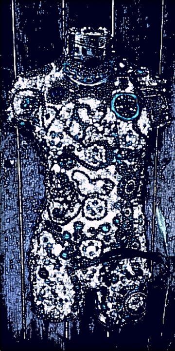 Body of caos - ManneKens Wall Art