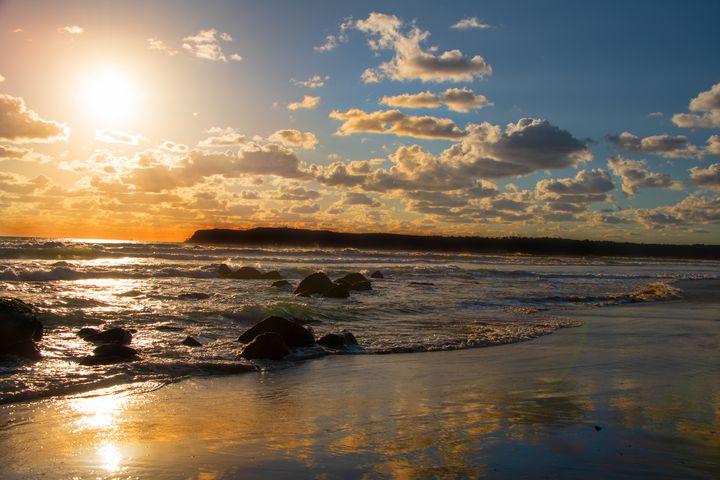 California Sunset - Through Jenn's Lens Photography