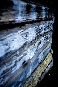 Colors of Old Wood