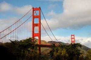 Golden Gate Wonder - Through Jenn's Lens Photography