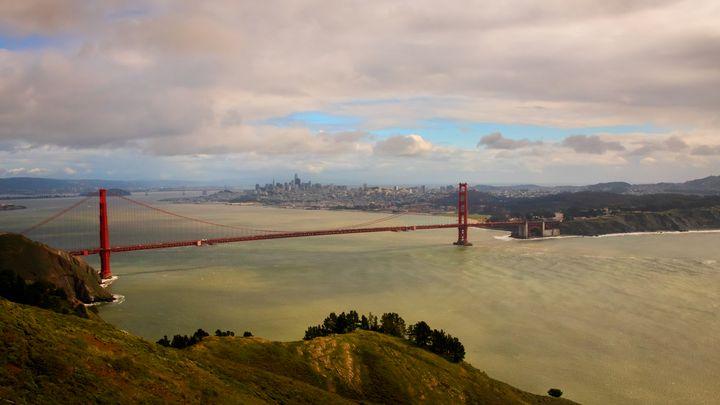Gold Gate Bridge - Through Jenn's Lens Photography