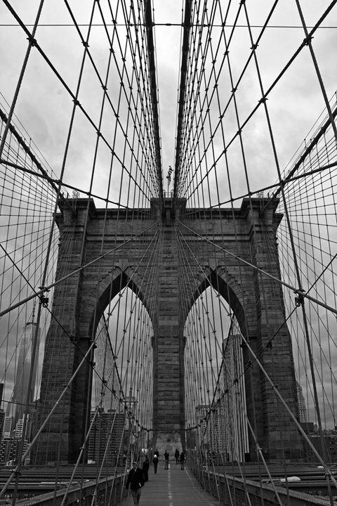 Bridge Stroll - Neil Andrew