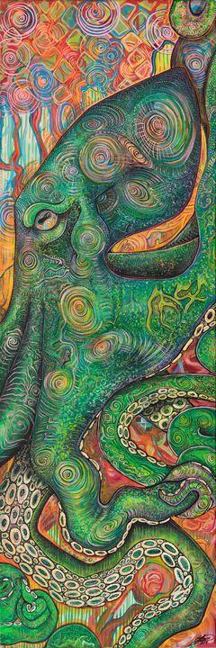 The Octopus - Joy Bliss Art