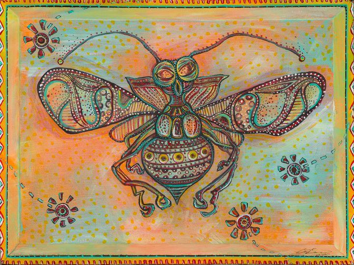 She Thang - Joy Bliss Art