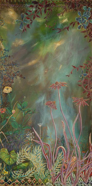 Adam's Garden - Joy Bliss Art