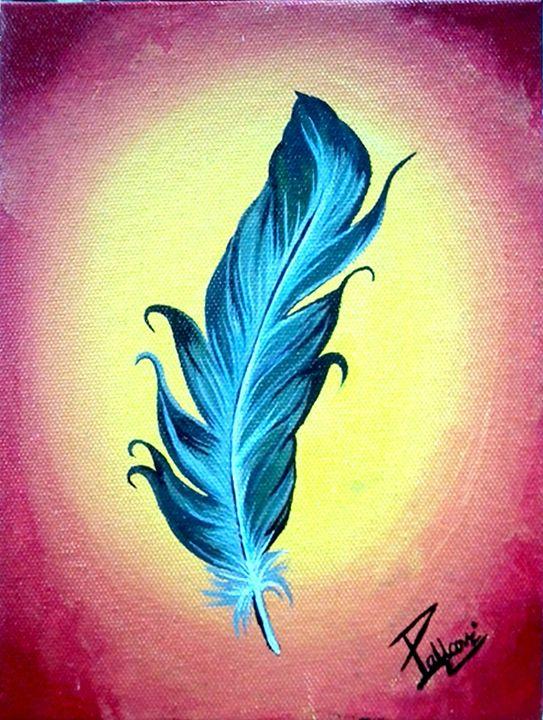 Feather 3 - Pallavi