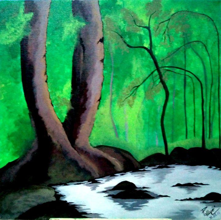 The Jungle - Pallavi