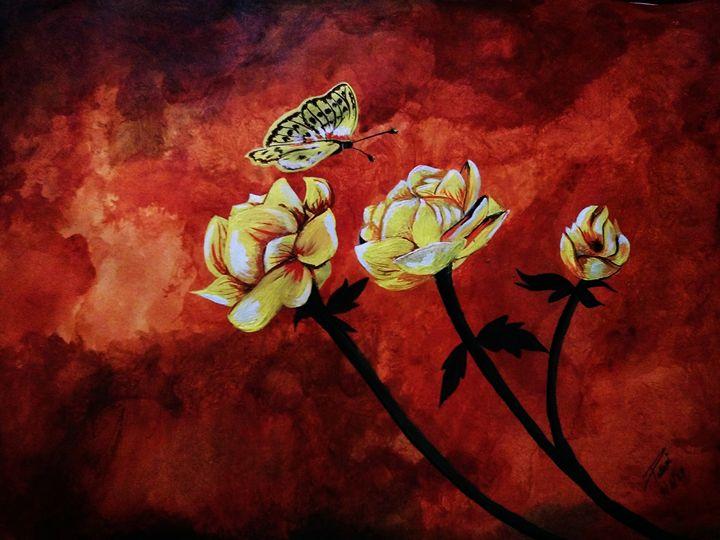 Choose your flower - Pallavi