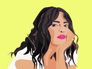 Priyanka Chopra digital art