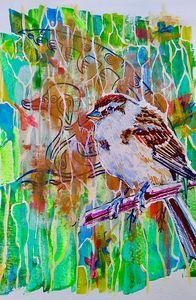 Ontario birds neighbor